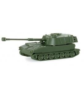 Self propelled howitzer M109A3G Ref: 742238. HERPA (MINITANKS). Escala:  N