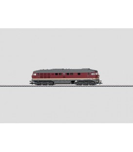 "German State Railroad (DR) class 132 ""Ludmilla"".  época IV. Ref: 22428. TRIX. H0"