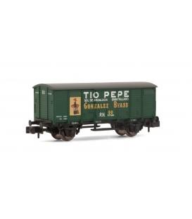 Vagón cerrado Tio Pepe, RENFE. Ref: HN6251. ARNOLD. N