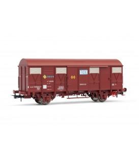 "Vagón cerrado ORE-1 RENFE, ""TIDE"" Ref: E1835"