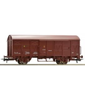 """Vagón tipo """"J"""" RENFE. Ref: 67616. ROCO. H0"""