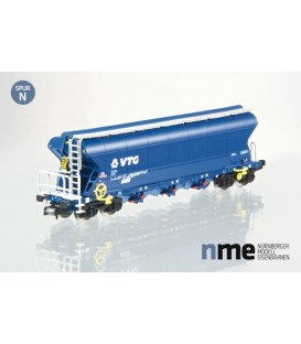 Vagón Tolva bogies VTG. Ref: NME204601. Escala. N