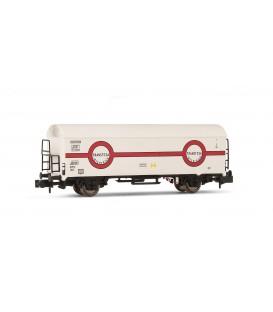 Vagón frigorífico Ichqrs TRANSFESA INTERFRIGO, RENFE. Ref: HN6262. ARNOLD. N