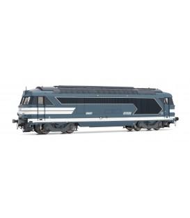 "Locomotora Diesel Tipo:  BB 67229, ""Azul"" (SNCF)  Ref: HJ2221, JOUEF H0"
