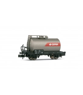Vagón cisterna CEPSA. Ref: HN6174. ARNOLD. N