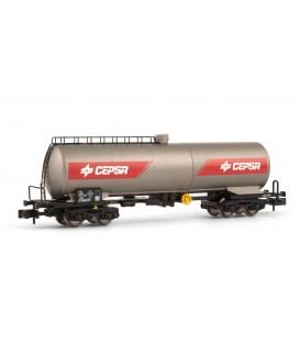 Vagón cisterna 4 ejes CEPSA. Ref: HN6264. ARNOLD. N