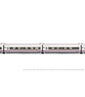 Pareja de coches AVE S-112, preferente y turista. RENFE Operadora. Ref: E3531. ELECTROTREN. H0
