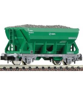 Vagón Tolva de RENFE. Ref: 850902. FLEISCHMANN. N
