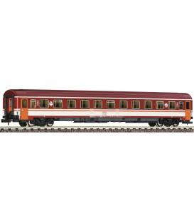 """Coche de 2ª clase """"Eurofima RENFE"""" (Decoración Estrella)  Ref: 814475. FLEISCHMANN. N"""