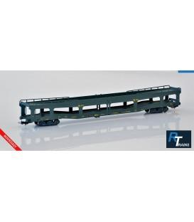Vagón portacoches serie DDMA-9500 de RENFE (R Trains)