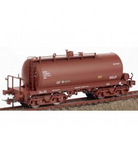 """Cisterna de bogies RENFE """"Oxido"""" Ref: 0714-G. K*TRAIN. H0"""