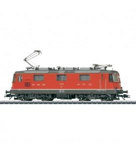 Locomotora eléctrica de la serie: Re 4/ 4 II de los SBB, época VI. Ref: 37348. MÄRKLIN. H0