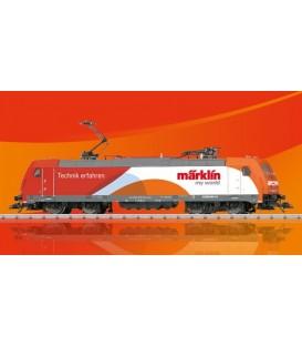 Locomotora Eléctrica  E-Lok serie 146.2 (TRAXX)  Ref: 36614. MÄRKLIN. H0