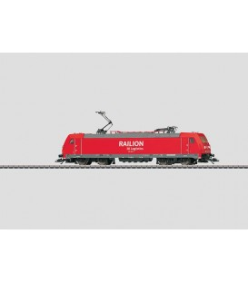 Locomotora Eléctrica  E-Lok serie 185.5 (TRAXX)  Ref: 36600. MÄRKLIN. H0