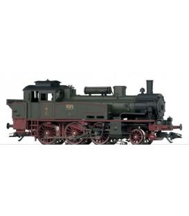 Locomotora - Tender de vapor de la serie T12 de la K.P.E.V, época I Ref: 36741. MÄRKLIN. H0