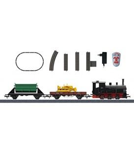 Set de inicio locomotora  y 2 vagones. START UP . Ref: 29173. MARKLIN. H0