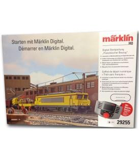 """Set de inicio digital con SONIDO """"Express Regional"""" Ref: 29255 MÄRKLIN. H0"""