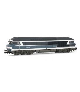Locomotora diésel CC 72023 de la SNCF Ref: HN2244. ARNOLD. N