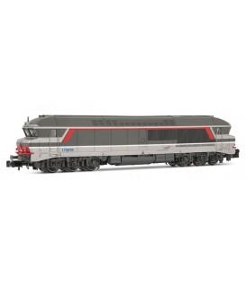"""Locomotora diésel CC 72078 """"Multiservices"""" Ref: HN2209. ARNOLD. N"""