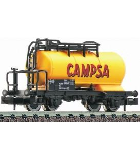 Vagón cisterna CAMPSA. Ref: 842001. FLEISCHMANN. N
