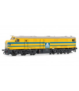 """Locomotora Diesel 316 - 1602 """"Vias"""" Ref: E2515. ELECTROTREN. H0"""