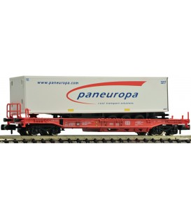 Vagón canguro unificado, DB AG,  Ref: 845337 FLEISCHMANN. N