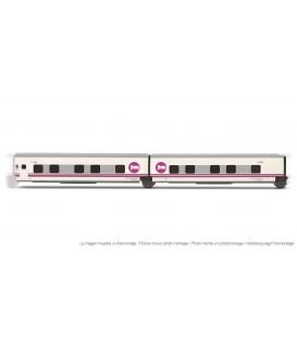 """Tren Talgo """"Train & Breakfast"""" de Renfe Operadora. Set de dos coches cama adicionales Ref: HN4211. ARNOLD. N"""