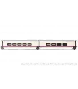 "Tren Talgo ""Train & Breakfast"" de Renfe Operadora. Set de dos coches Restaurante + Cafeteria Ref: HN4212 ARNOLD. N"