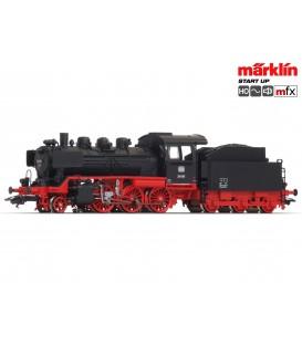 Locomotora con tender de la serie 24 de la DB, época III Ref: 362432. MÄRKLIN. H0