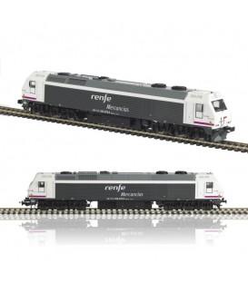 Locomotora Diesel 333.378.8  DC Analógica. Ref: 58803. MABAR. H0