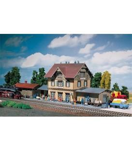 Estación Güglingen. Ref: 212107. FALLER, N