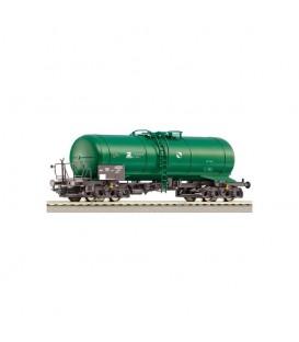 Vagón Cisterna Cargas RENFE. Ref: 66554. ROCO. H0