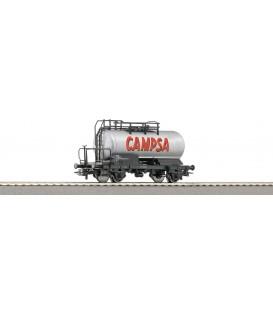 Vagón Cisterna unificado CAMPSA,  RENFE. Ref: 56262. ROCO. H0