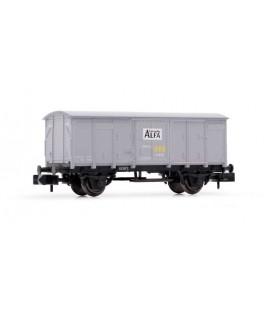 """Vagón cerrado """"Cementos ALFA"""", RENFE. Ref: HN6354. ARNOLD. N"""