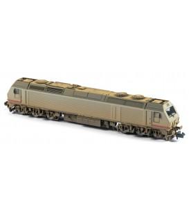Locomotora Envejecida 333.3 Rosco - Continental Rail - 333-313-5. Ref: N13346E. MF TRAIN. N