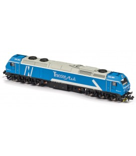 Locomotora 333.3 Azvi Traccion Rail.  Ref: N13342. MF TRAIN. N