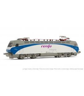 Locomotora eléctrica RENFE 252.013. Renfe Integria