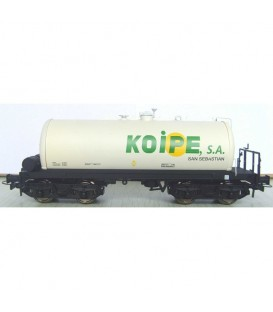 "Cisterna de bogies ""KOIPE"" Ref: 0714-O. K*TRAIN. H0"