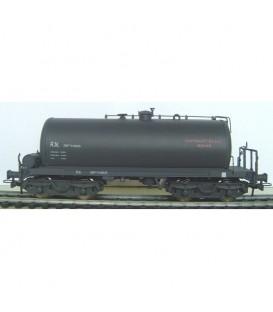 """Cisterna de bogies Combustibles """"RENFE"""" Ref: 0714-P. K*TRAIN. H0"""