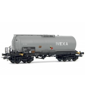 "Vagón cisterna RENFE ""IVEXA"". Ref: E5494. ELECTROTREN. H0"
