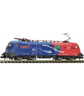 "Locomotora eléctrica 1116 168-6 in ""VEGA Design"", ÖBB Ref: 731129."
