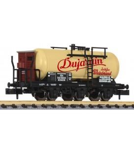 "Vagón Cisterna ""Dujardin"" de la DR Ep. II Ref: L265495. LILIPUT. N"