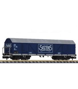"Vagón 4 ejes  Frigorifico  ""SELTERS"" de la DB Ep. IVef: L265654. LILIPUT. N"