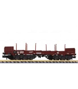 """Vagón 6 ejes  Bobinero Tipo: Sahms 711"""" de la DB  Ep. IV"""