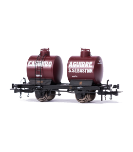 """Vagón Cisterna """"Bicuba"""" CASIMIRO AGUIRRE Nº6 (Norte)"""