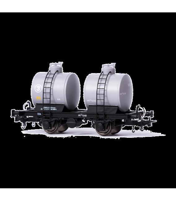 """Vagón Cisterna """"Bicuba"""" PARTICULAR Nº 3 (RENFE)"""