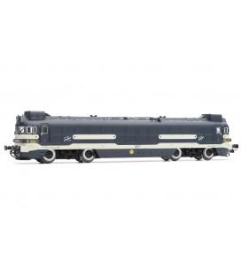 Locomotora diésel RENFE 354-001 -VIRGEN DE COVADONGA-. Ref: E2365. ELECTROTREN. H0