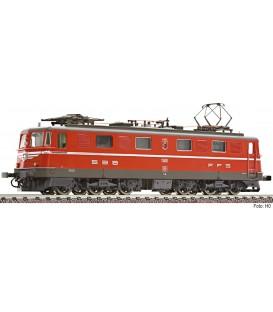 """Locomotora eléctrica Ae 6/6 """"Loco cantón"""", SBB. Ref: 737213. FLEISCHMANN. N"""