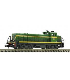 Locomotora  Diesel RENFE 10700. Ref: 722701. FLEISCHMANN. N