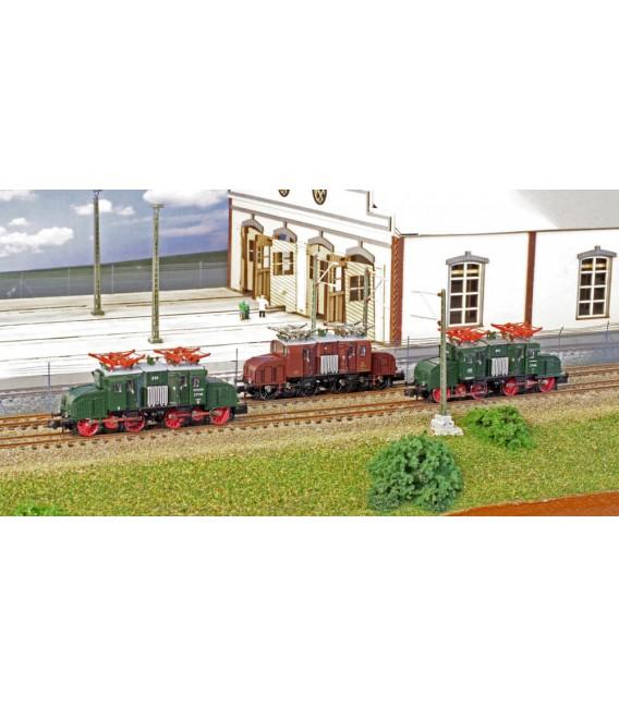 Locomotora eléctrica E71-30. Ref: H2844. HOBBYTRAIN. N
